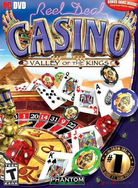 Reel Deal Casino Valley Of The Kings (2011/ENG)
