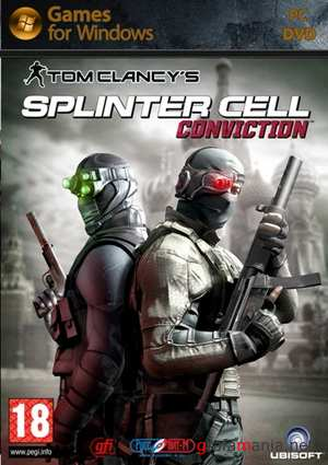 Tom Clancy's Splinter Cell: Conviction version 1.04 (2010/RUS/RePack by Spieler)