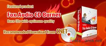 Fox Audio CD Burner 7.4.4.320