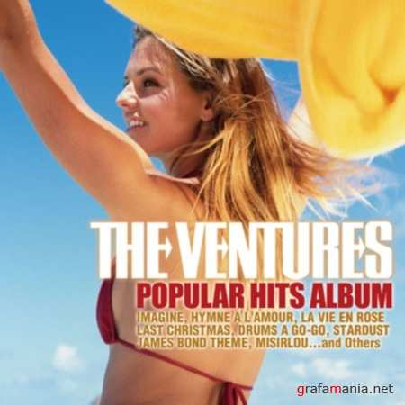 The Ventures - Popular Hits Album (2009)