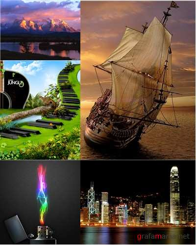 Beautiful HD Wallpapers (part 36)
