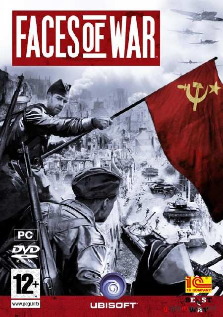 � ���� ����� / Faces of War (2006/PC/Rus/Repack by souls)