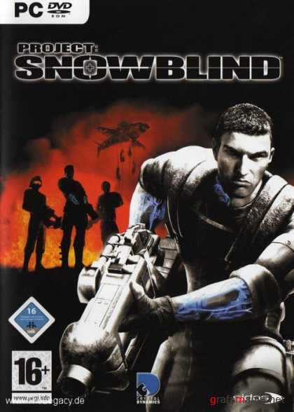 Project Snowblind (2005/RUS/ENG/PC/RePack от MOP030B)