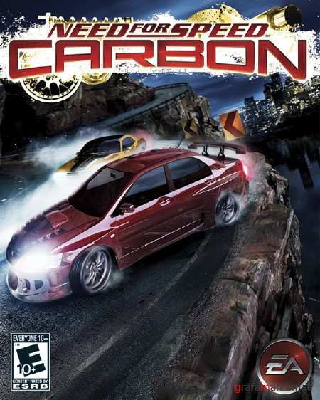 Need for Speed Carbon (2006/RUS/PC/RePack от Egorea1999)