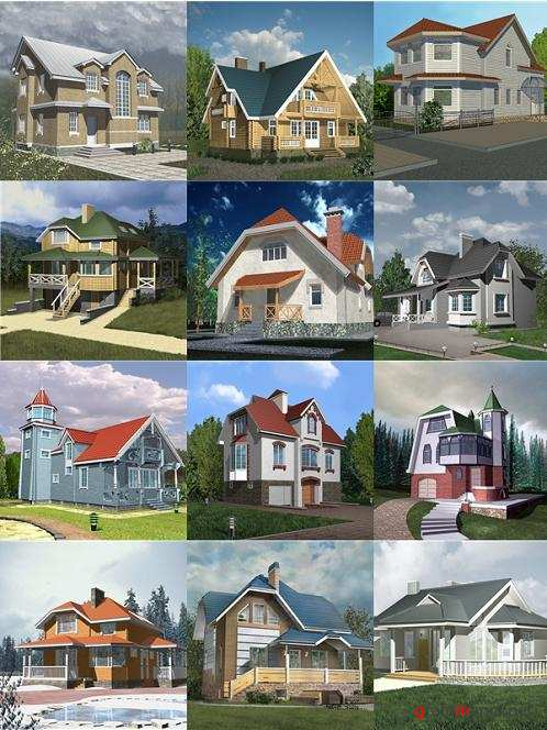 Houses Projects №2