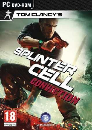 Splinter Cell Conviction (2010/RUS/ENG/PC/Lossless/RePack от Spieler)