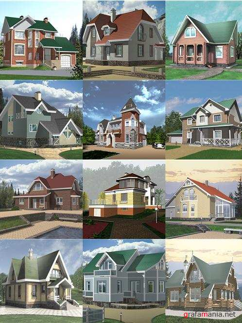 Houses Projects №3