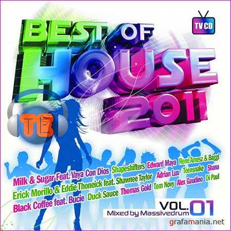 VA-Best Of House 2011 Volume 01 (January 2011)