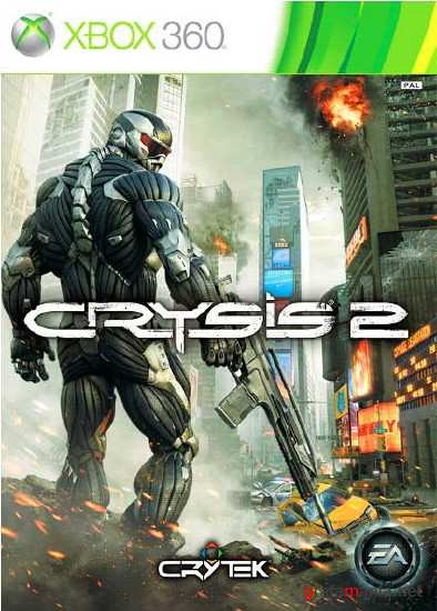 Crysis 2 (BETA/2011/XBOX360/ENG/RF)