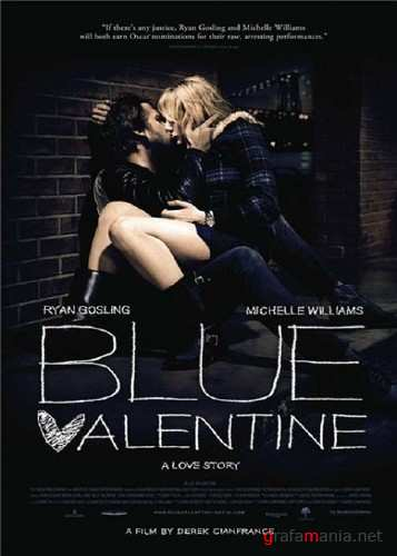 Голубой Валентин / Blue Valentine (2010) DVDScr