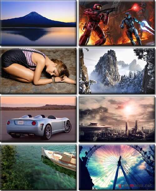 Full HD Wallpapers Pack (58)