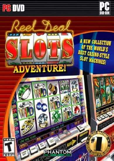 Reel Deal Slots Adventure III World Tour (2011/ENG)