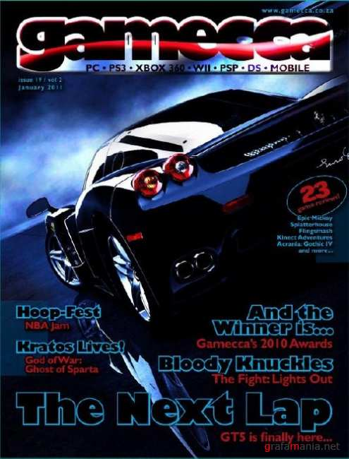 Gamecca Magazine - January 2011