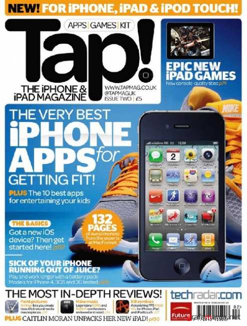 Tap! The iPhone and iPad – February 2011 UK