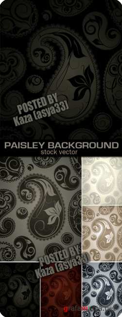 Paisley backgrounds