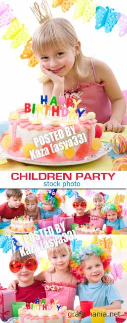 Children birthday