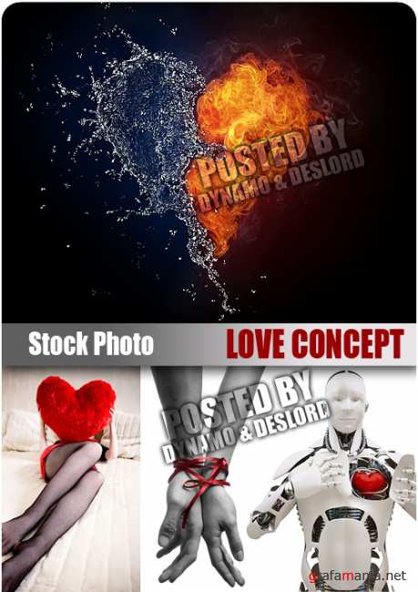UHQ Stock Photo - Love Concept