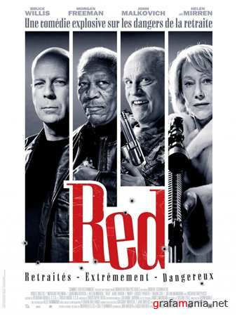 ��� / Red (2010) MP4 / 3GP