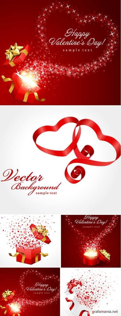 Red Valentine Backgrounds