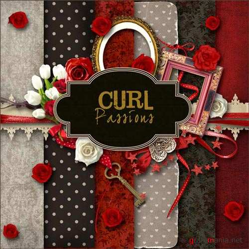 ���������� ����� ����� � ������� ����� - Curl Passions