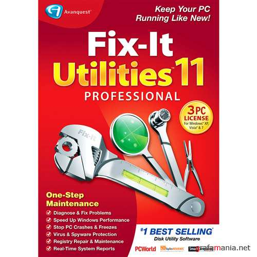 Avanquest Fix-It Utilities Professional 11.2.2