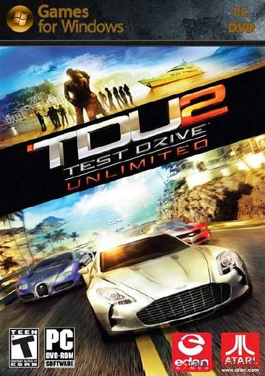 Test Drive Unlimited 2 (2011/RUS/ENG) Repack by oZEROth2008