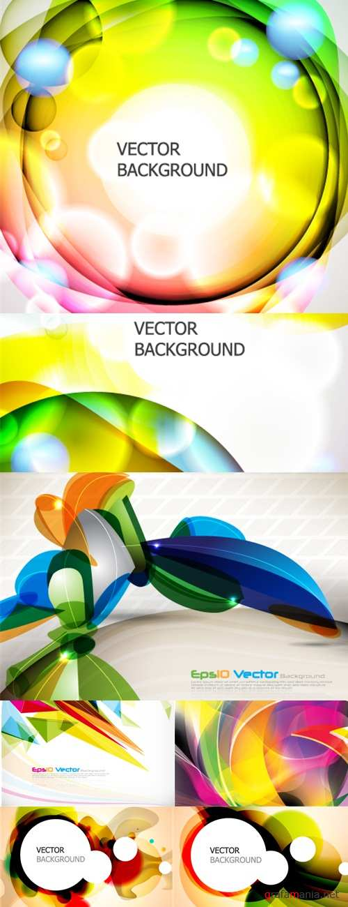 COLORFUL BACKGROUNDS 7
