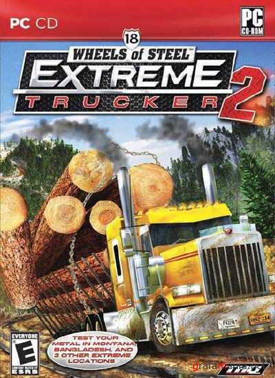 18 Wheels Of Steel Extreme Trucker 2 (2011/RUS/ENG) Repack by Fenixx