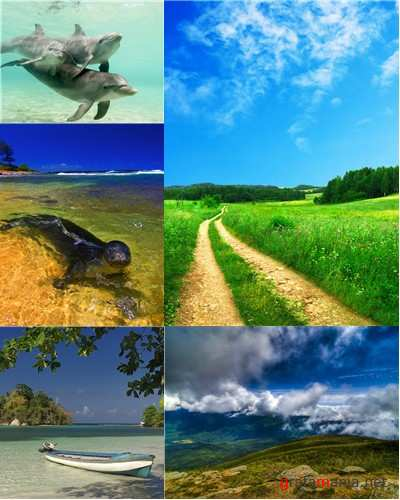 Full HD Mixed Wallpapers Pack 74