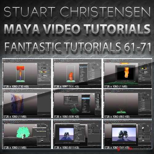 Stuart Christensen - 61-71 tutorials [2011, ENG]