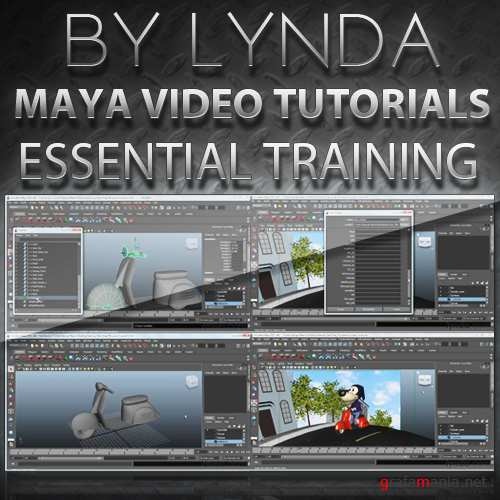 Lynda - Maya 2011 Essential Training (2010 / ENG)