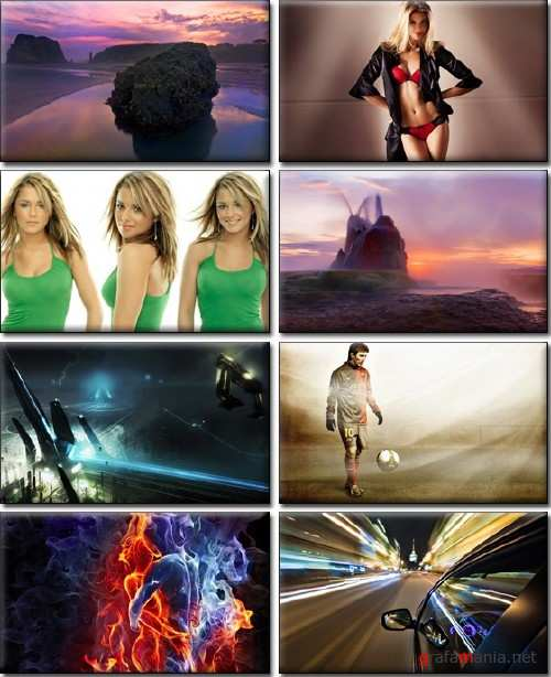 Full HD Wallpapers Pack (64)