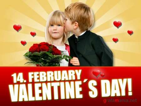 Valentine`s Day Wallpapers Big Pack