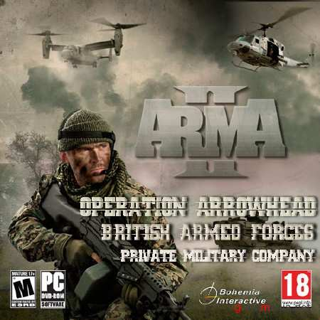 ArmA 2: Operation Arrowhead - British Armed Forces - Private Military Company (2010/RUS/ENG)