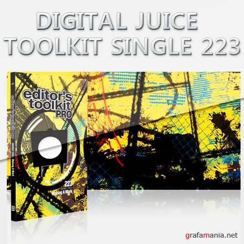 Digital Juice - Editor's Toolkit Pro Single 223: Making A Mark
