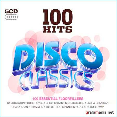 100 Hits – Disco Classics (Feb 2011)