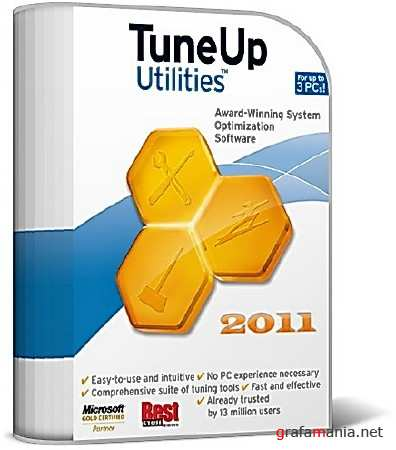 TuneUp Utilities 2011 v.10.0.3010.11