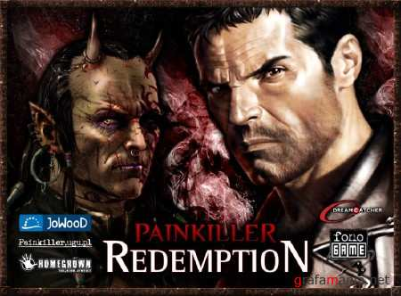 Painkiller: Redemption / Painkiller: Искупление (2011/RUS/ENG/RePack by Ultra)