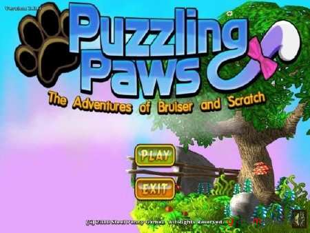 Puzzling Paws (2011/PC/ENG)