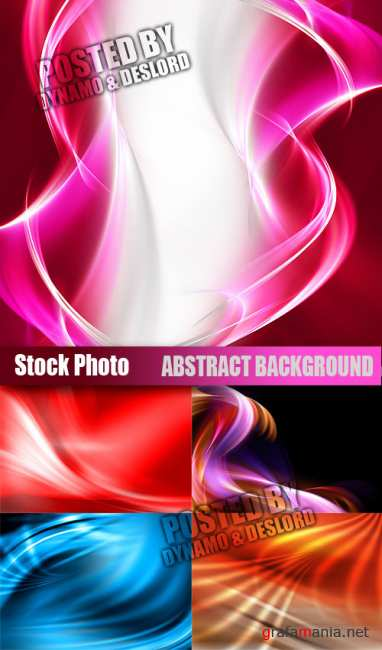 Stock Photo - Abstract Background