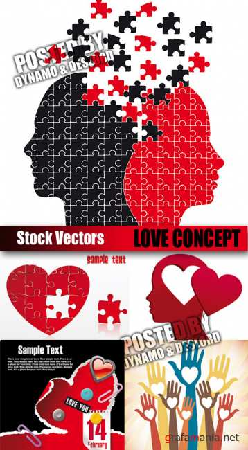 Stock Vectors - Love Concept