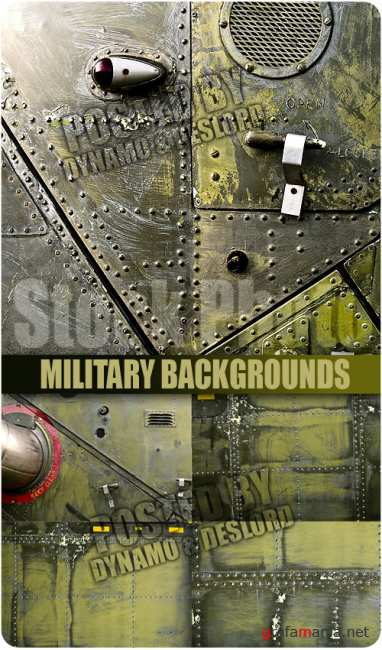 UHQ Stock Photo - Military Backgrounds