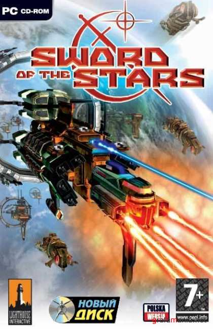 ��������� Sword of the Stars 4in1 (2006-2009/����� ����/Rus) Lossless Repack �� R.G. Catalyst