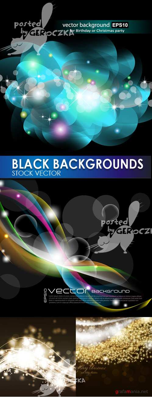 Black backgrounds 5