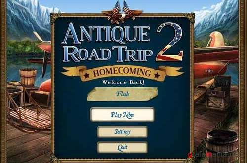Antique Road Trip 2: The Homecoming (2011/Eng)