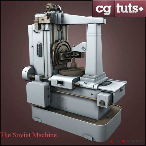 CG tutsplus - The Soviet Machine (2011, ENG)