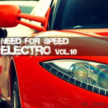 VA-NEED FOR SPEED Electro vol.18 (March 2011)