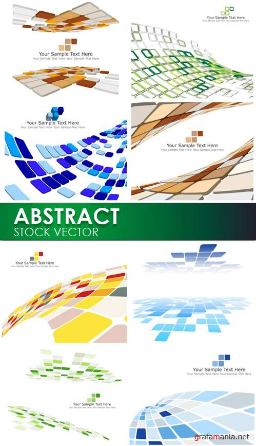 Abstract backgrounds 19