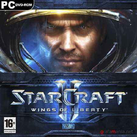 StarCraft II: Wings of Liberty (2010/RUS/RePack by R.G.Catalyst)