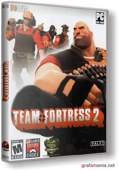 Team Fortress 2 + Patch до 1.1.3.4